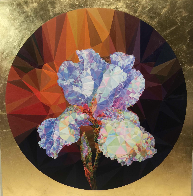Quartz Iris